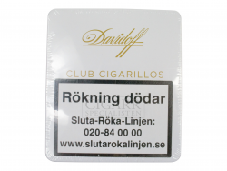 Davidoff Club Cigarillos 1